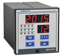 Indicador Digital Multi-Ponto - DMY-2015