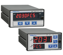 Process Dual Counters - DMY-2030-TOT-FCS / DMY-2031-FCS